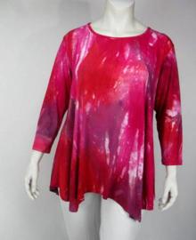 Shirt Gouda (05-3346-aubergredsin)