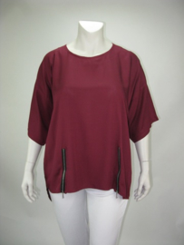Shirt Heather (06-3698-bordeaux)