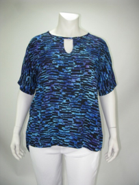 Shirt Holland (10-3681-blueblackpiano)