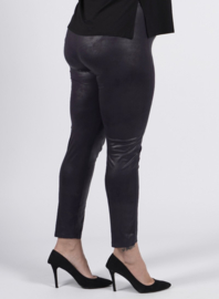 Legging Leather Look (F-20 LL) 059-Dr.Paars