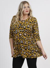 Lange basic shirt (B-6004-PR) 960065-panter print