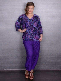 Blouse Denver (09-2403 - purpsin)