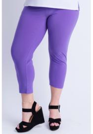 Legging Basic (F01) - 021-L.Paars