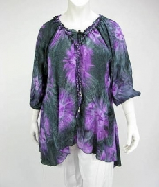 Blouse Dakota (10-2421 / purpdarksin)
