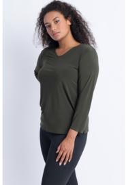 Shirt Lange Mouw (B-03) 031-Dr.Groen