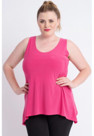 A-Top (A26) - 006-L.Fuchsia