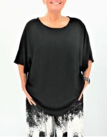 """Shirt """"JOYCE"""" (01-4381) blackff"""