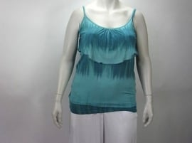 Top Dante (01-2125-turquoise)