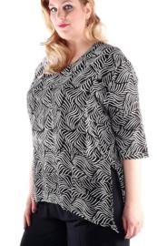 """Shirt """"INGE"""" (01-3905) bwpr"""