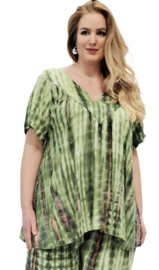 "Shirt ""JOSÉ"" (16-4624) greenikat"