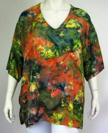 "Shirt ""INCA"" (04-3892) multicolormoi"