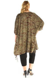 Tuniek Horizon (08-4203) browntiger
