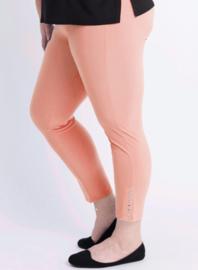 Legging met studs (F-10) 009-Soft Orange