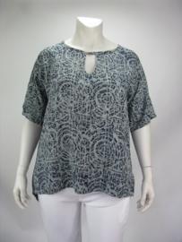 Shirt Holland (08-3679-greydgreyrounds)