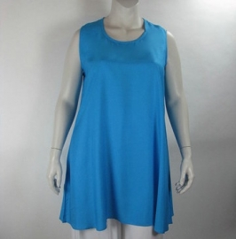 Tuniek Donna (06-2012-turquoise)