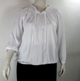 Blouse Delta (08-1976-wit)