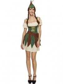 Robin Hoodje jurkje fever