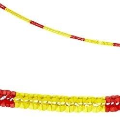 Spaanse slinger guirlande 3 meter