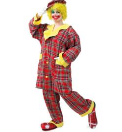 Clowns kostuum Pipo
