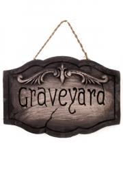 Graveyard deurbord