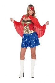 Superheld dame