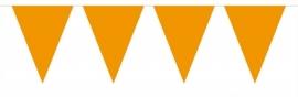 Mini vlaggenlijn oranje