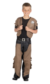 Cowboy kostuum easy