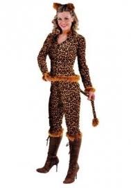 Kitty outfit Panterprint