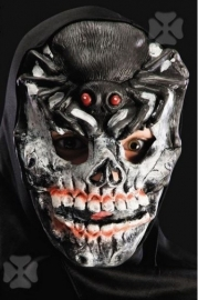 Spider skull masker