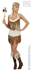 Indiaanse dame