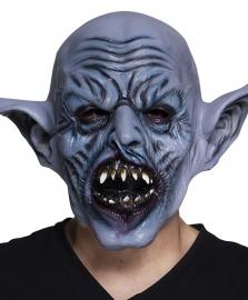 Latex Orc Masker