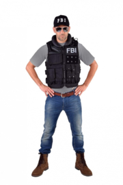 FBI tactical vest deluxe