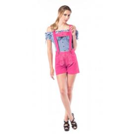 lederhose Rosa Pink