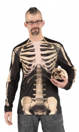 Skeleton T-Shirt 3D