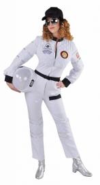 Astronaute wit/zwart