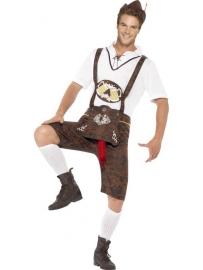 Tiroler braadworst kostuum