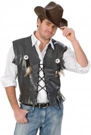 Cowboy gilet deluxe