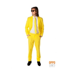 Yellow Fellow opposuits kostuum