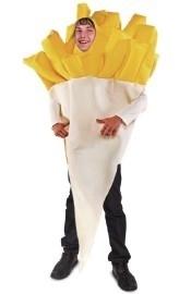 Friet zak kostuum