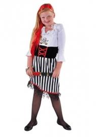 Piraten meisjes jurk