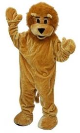 Promotie kostuum leeuw