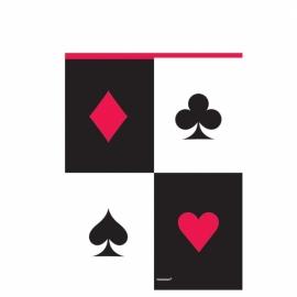 Tafelkleed casino
