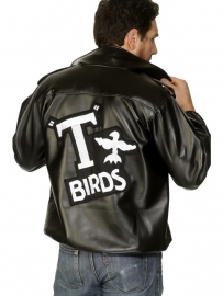 Grease jas met T-birds logo