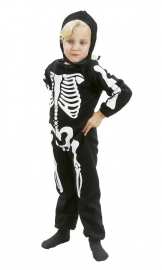 Skeleton jumpsuit kids