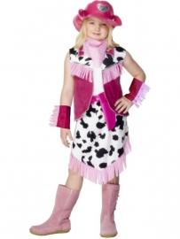 Cowgirl jurkje compleet