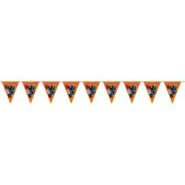 Oranje vlaggenlijn leeuw 15 meter