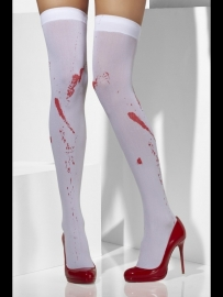 Halloween panty bloody