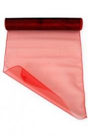 Rood organza