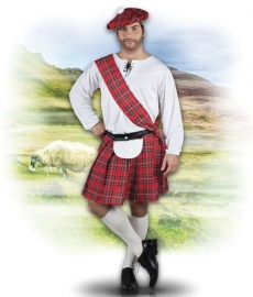 Schots kostuum highlander