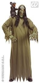 Heksen kostuum ugly